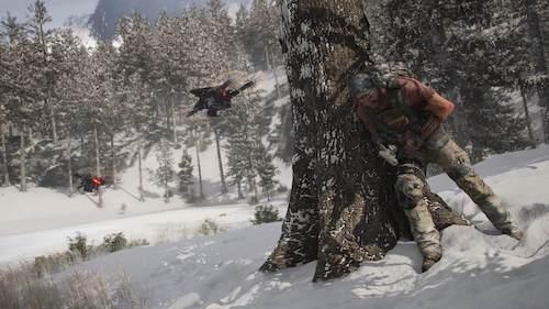 Tom Clancy's Ghost Recon Breakpoint Ekran Görüntüleri - 1