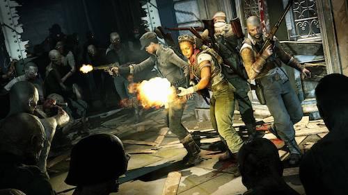 Zombie Army 4: Dead War Ekran Görüntüleri - 1