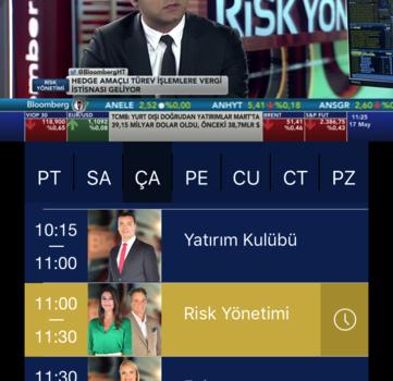 BloombergHT Live Ekran Görüntüleri - 3