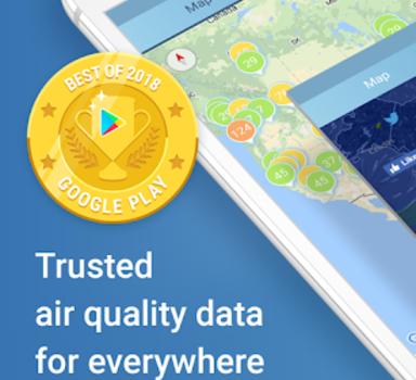 AirVisual Ekran Görüntüleri - 1