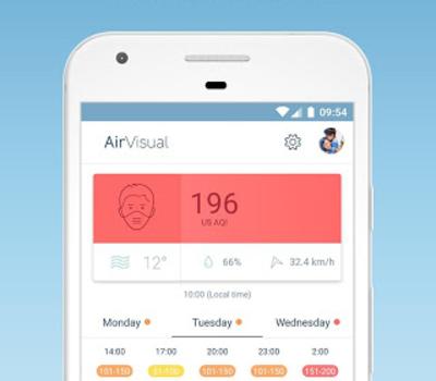 AirVisual Ekran Görüntüleri - 15