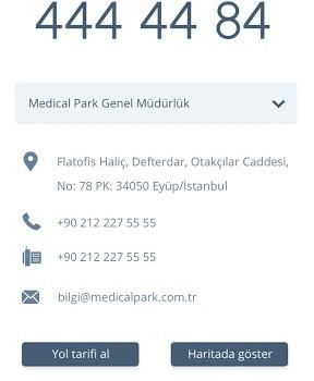 Medical Park Mobil Ekran Görüntüleri - 1