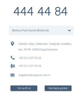 Medical Park Mobil Ekran Görüntüleri - 2