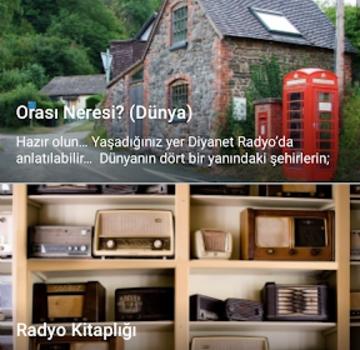 Diyanet Radyo TV Ekran Görüntüleri - 3