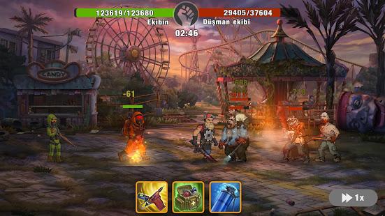 Zero City: Zombie Survival Ekran Görüntüleri - 2