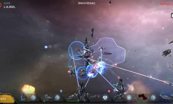 Aeon Wars: Galactic Conquest Ekran Görüntüleri - 1