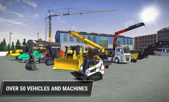 Construction Simulator 3 Lite Ekran Görüntüleri - 1