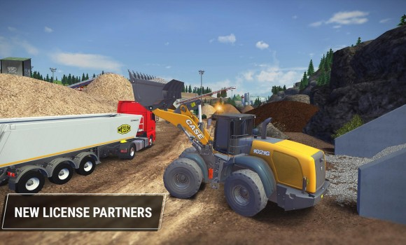 Construction Simulator 3 Lite Ekran Görüntüleri - 2