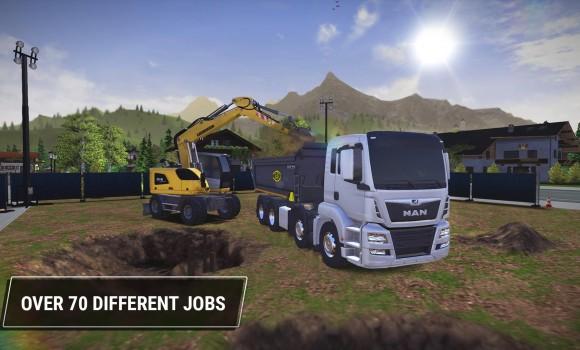 Construction Simulator 3 Lite Ekran Görüntüleri - 3