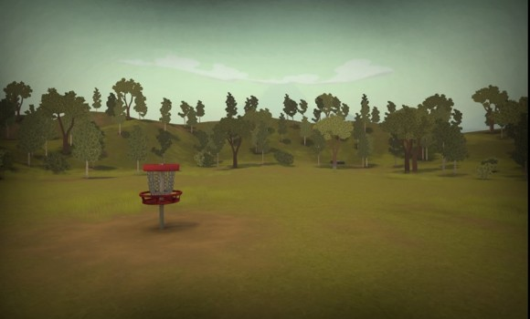 Disc Golf Valley Ekran Görüntüleri - 1