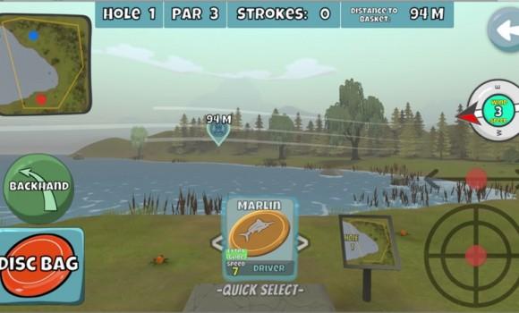 Disc Golf Valley Ekran Görüntüleri - 3
