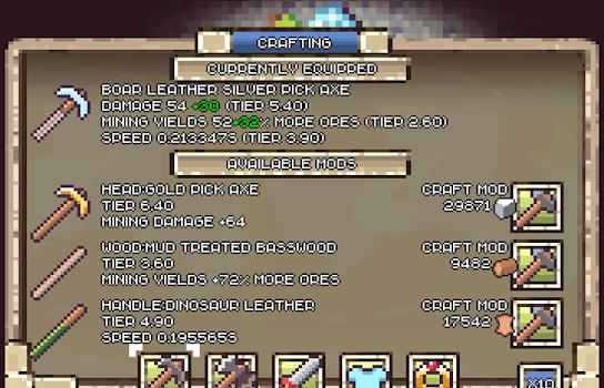 Idle Pocket Crafter Ekran Görüntüleri - 1