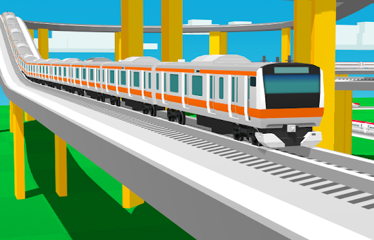 Train Go Ekran Görüntüleri - 2