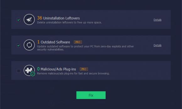 IObit Uninstaller Ekran Görüntüleri - 8