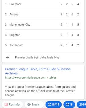 Google Go Ekran Görüntüleri - 4