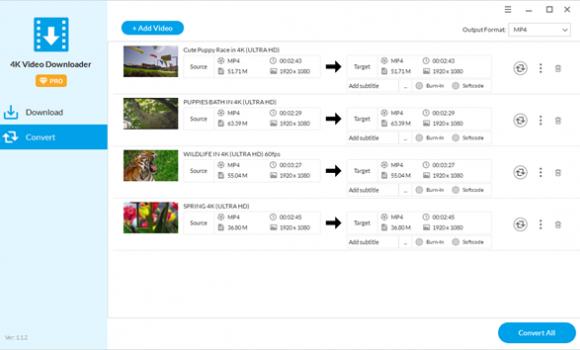 Jihosoft 4K Video Downloader Ekran Görüntüleri - 6