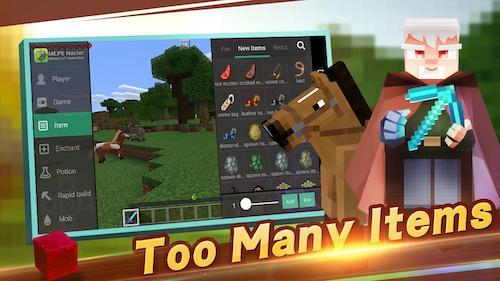Master for Minecraft Launcher Ekran Görüntüleri - 1