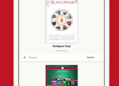 DPUMobil Ekran Görüntüleri - 10