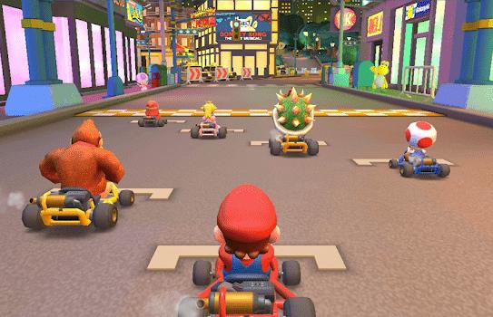 Mario Kart Tour 1 - 1