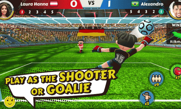 Perfect Kick 2 1 - 1