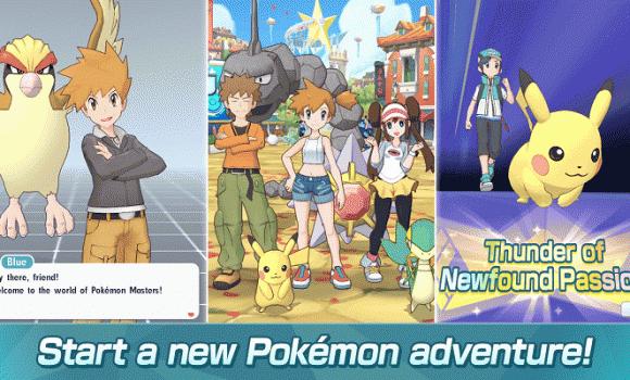 Pokémon Masters 1 - 1