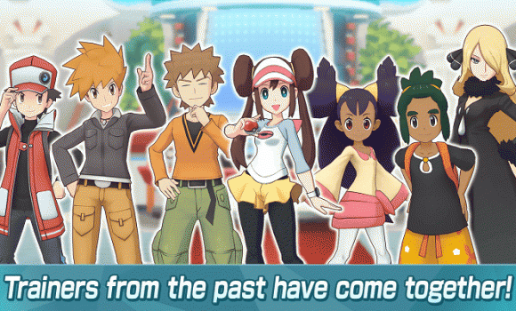 Pokémon Masters 4 - 4