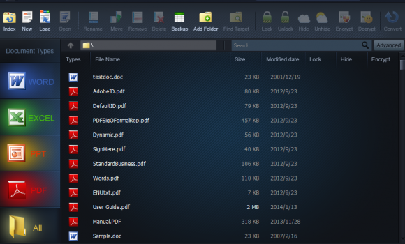 WonderFox Document Manager 1 - 1