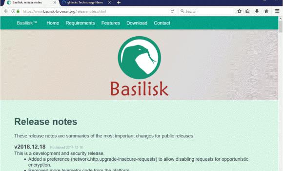 Basilisk Ekran Görüntüleri - 2