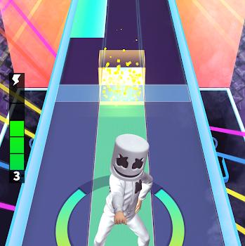 Marshmello Music Dance Ekran Görüntüleri - 1
