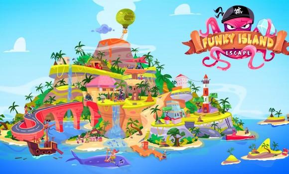 Escape Funky Island Ekran Görüntüleri - 3