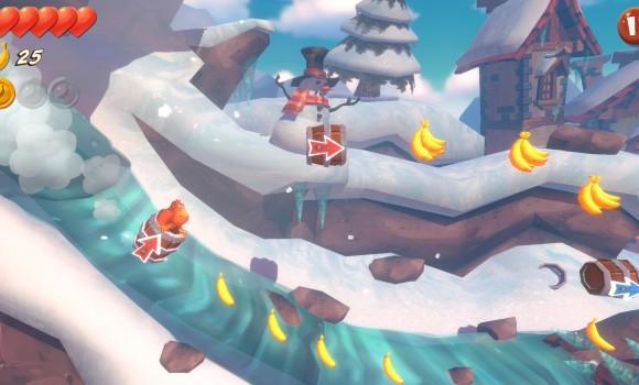 Banana Kong Blast Ekran Görüntüleri - 1