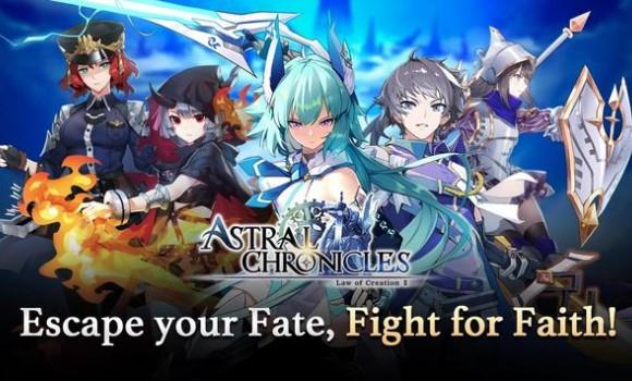 Astral Chronicles Ekran Görüntüleri - 3