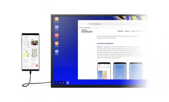 Samsung DeX Ekran Görüntüleri - 2