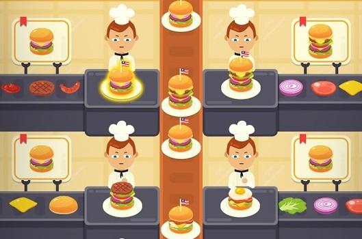 Burger Chef Idle Profit Game Ekran Görüntüleri - 2