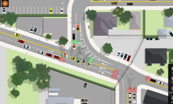 Intersection Controller Ekran Görüntüleri - 3