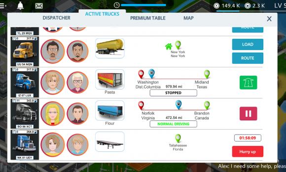 Virtual Truck Manager Ekran Görüntüleri - 3