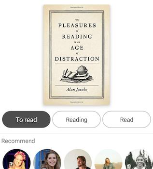 Bookself Ekran Görüntüleri - 2