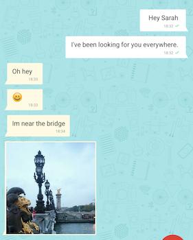 Bridgefy Ekran Görüntüleri - 4