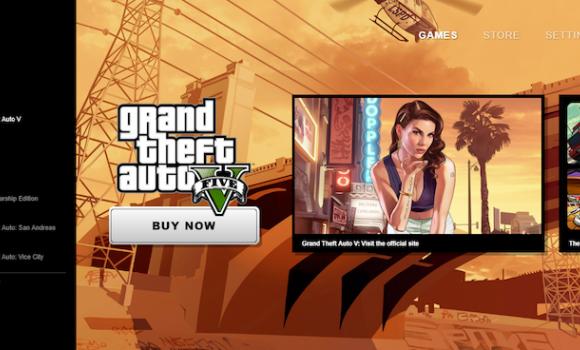 Rockstar Games Launcher Ekran Görüntüleri - 1
