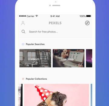 Pexels Ekran Görüntüleri - 3
