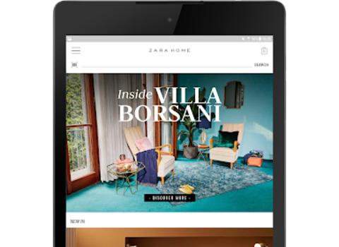 Zara Home Ekran Görüntüleri - 15