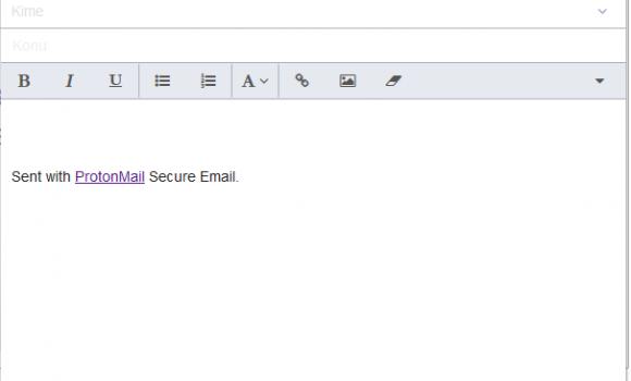 ProtonMail Ekran Görüntüleri - 2