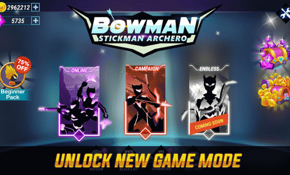 Bowman: Stickman Archero 1 - 1