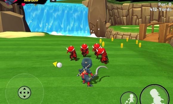 Ninja Golf Ekran Görüntüleri - 3
