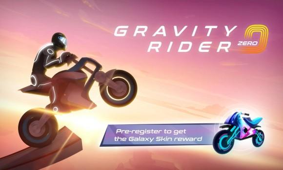 Gravity Rider Zero Ekran Görüntüleri - 2