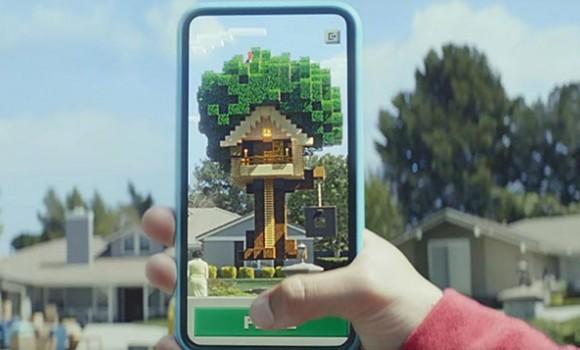 Minecraft Earth Ekran Görüntüleri - 3