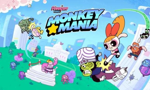 Powerpuff Girls: Monkey Mania Ekran Görüntüleri - 1