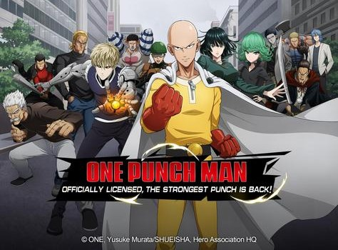 One-Punch Man: Road to Hero Ekran Görüntüleri - 3