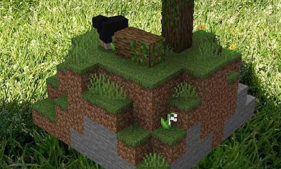 Minecraft Earth Ekran Görüntüleri - 1