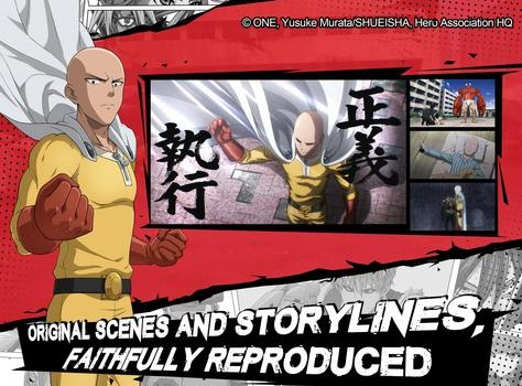 One-Punch Man: Road to Hero Ekran Görüntüleri - 2
